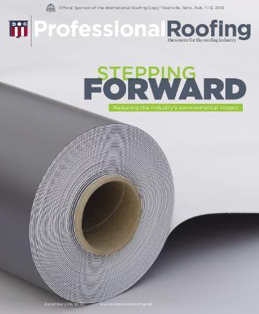 Professional Roofing Magazine Town Center Village